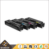 Cartuccia di toner compatibile per colore dell'HP CF410A/411A/412A/413A