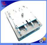 中国で作り出される金属の工具細工型