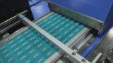 단 하나 색깔 내용은 기계를 인쇄하는 스크린을 끈으로 엮는다