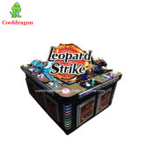 Jogo video da arcada do tiro da placa do jogo dos peixes da batida do leopardo da máquina de jogo dos peixes