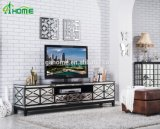 Cabina reflejada soporte moderno de 2017 TV