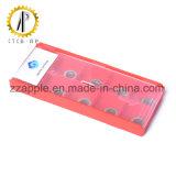 Fresatrice di CNC con gli inserti di macinazione rotondi di Rpmt di qualità