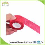 Медицинские ортопедические эластичные водонепроницаемые спорта сплоченных перевязочные материалы