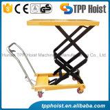 Tabella di elevatore idraulica della piattaforma del mini rullo mobile della mano