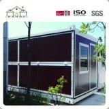 40FT de moderne Verschepende Container van de Luxe met het Vouwen van Draagbaar Beweegbaar Huis