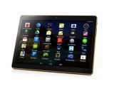 Faisceau de quarte de l'androïde 5.1 tablette PC de 10 pouces avec la ROM du RAM 16GB de l'appareil-photo 1GB de WiFi de Bluetooth