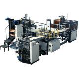 Completamente automática máquina de hacer caja rígida Zs-6418
