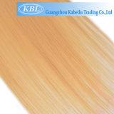 613 het blonde Europese Haar van de Kleur, het Menselijke Haar van de Golf van het Lichaam
