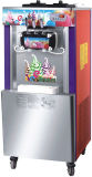 Style permanent trois sortie commerciale de la crème glacée Making Machine