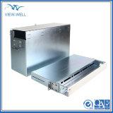 Het Stempelen van het Metaal van het Blad van de Hardware van de Hoge Precisie van de douane Deel voor Elektro