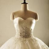 A Esfera Acetinado Strapless Suite vestido de casamento