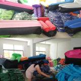 Base preguiçosa inflável ao ar livre do saco de sono do sofá do sofá do sono do ar