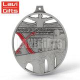 Fabricante China barata la ejecución de metal personalizados Premio Deporte Medalla Trophie Ninguna orden mínima