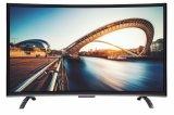 Gebogener des Fernsehapparat-32 Zoll-intelligenter HD wahlweise freigestellter Fernsehapparat Farbe LCD-LED WiFi