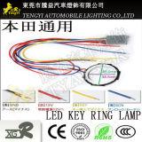 LED-Selbstauto-Schlüssel-Scanner-Ring-Loch-inneres Lampen-Innenlicht für Honda