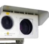 O bom preço 4 quilômetros considera a câmera humana do IP da visão noturna do laser da escala longa do IP do alvo HD