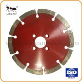 "5""/125mm diamant sec la lame de scie Hot-Pressed Power Tools Disque de coupe"