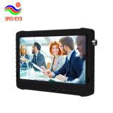 """El mejor de 7"""" de la cámara portátil Ahd Tester Comprobador CCTV DVR Monitor HD 1080P Fhdtvi Cvi Ahd Entrada CVBS"""