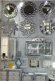 Arte Casa Redonda Espelho curvilínea quente para banho