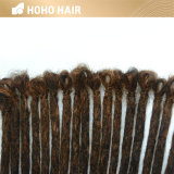 20 polegada Ombre pêlos sintéticos Dreadlocks Croché com o laço