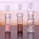 100ml 250 мл 8 унции горячая продажа стекла Spice соль и перец кофемолка расширительного бачка