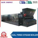 Doppelte Trommel-industrielle Niederdruck-Ketten-Gitter-Kohle-Dampfkessel