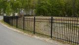 en clôture noire normale de jardin de vente