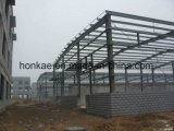 가벼운 금속 건축 박공 프레임 강철 구조물
