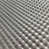 절연제에 사용되는 반구 돋을새김된 알루미늄 장 격판덮개