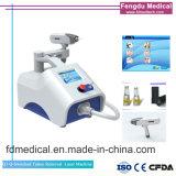 Portable Qswitched Nd YAG máquina para la pigmentación de la eliminación de tatuajes