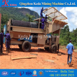 Chine Gold Trommel Screen Gold Mining Machine (KDTJ-200)