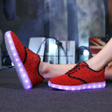 LED Wearing LED Sneakers LED Light for Woman