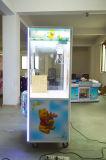 Торговый автомат игрушки крана плюша машины крана шоколада утверждения CE