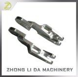 Da maquinaria elevada do CNC de Precisoin dos acessórios do alumínio 6061 peça de trituração