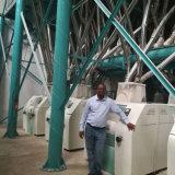 50 toneladas de maíz de la planta de molienda de Zambia