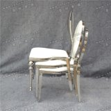 Горячий продавая банкет венчания фабрики Yc-Ss39 сразу оптовый обедая штабелирующ стул нержавеющей стали