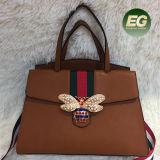 최고 판매 유일한 디자인 꿀벌 진주 Satchel Bag 긴 결박 Sh165를 가진 호화스러운 핸드백 숙녀