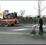 Acqua ad alta pressione che spruzza la macchina termoplastica del dispositivo di rimozione della marcatura di strada