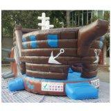 8*4*. castillo inflable China, castillo animoso inflable de salto del niño del precio de fábrica de los 3.5m con la diapositiva hecha en China