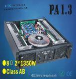 Versterker Van uitstekende kwaliteit van de Hoge Macht van de klasse Ab 1350W de Professionele (PA1.3)