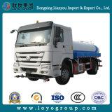 HOWO 10000 do transporte da água litros de caminhão de tanque