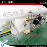 Chauffage par induction pour la ligne en plastique d'extrusion de pipe de PE d'extrudeuse