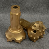 Typ Tasten-Bits des Schlitz-CIR90-120 für Wasser-Vertiefungs-Bohrung und Bergbau