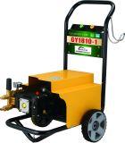 黄色い電動機の高圧クリーニングの洗濯機