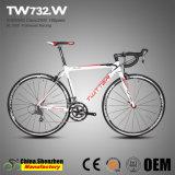 700c 16speed Straßen-Laufenfahrräder mit Aluminium innerhalb des Kabel-Rahmens