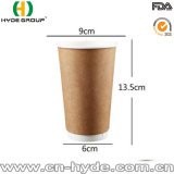 Taza de papel del café caliente disponible de Hefei