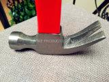 kurvte amerikanischer Hammer des Greifer-8oz (XL0038) mit doppelten Farben TPR Griff