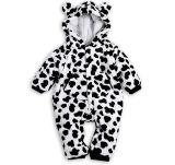 Vestito della neve del bambino con flanella (pagliaccetto del bambino)