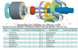 La réparation ou remise à neuf Rexroth série des pièces de moteur de pompe à piston A4VG28/40/56/71/90 pièces Pumpspare hydraulique de la pompe du plongeur