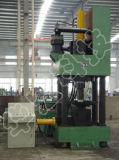 유압 PLC 단광법 금속 고철 알루미늄 합금 압박 연탄 기계